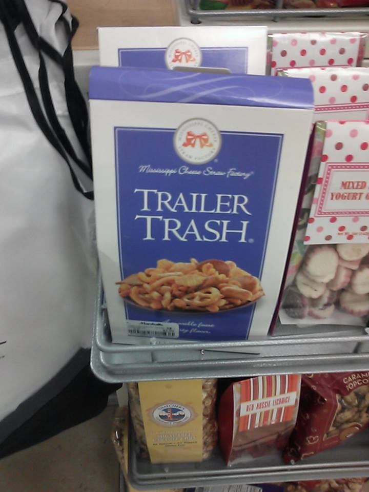 Trailer Trash snacks (Posted)