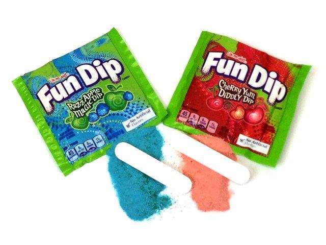 Fun Dip (1990)